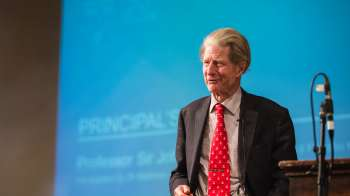 Principal's Lecture: Sir John Gurdon