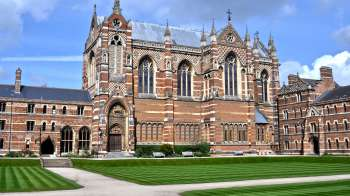 College Choir at Keble College 06/02/19