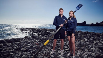 Guild member rowing the Atlantic with her brother - December 2019