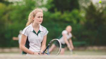 THE SPORT OF REAL TENNIS