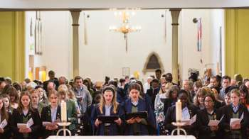 CHURCH OF ENGLAND CONFIRMATION SERVICE 2018