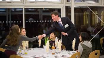 PGC NETWORKING DINNER - STEAM: THE POWER OF SCIENCE AND ARTS