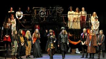 'OLIVER!' The musical