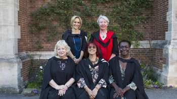 Honorary Fellowship - Amma Kyei-Mensah