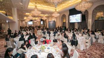 CLC FLOURISH HONG KONG GALA RAISES £150,000